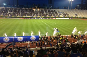 Leicester City in Bangkok